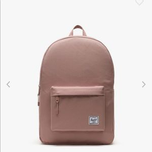 Herschel ash rose backpack pro